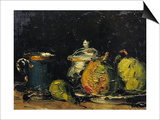 Still Life, circa 1865 Prints by Paul Cézanne