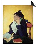 L'Arlesienne (Madame Ginoux), c.1888 Prints by Vincent van Gogh