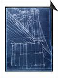 Bridge Blueprint II Art by Ethan Harper