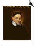 St. Vincent De Paul Prints by Simon Francois