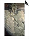 The Swan Princess, 1900 Kunstdrucke von Mikhail Aleksandrovich Vrubel
