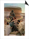 The Colosseum Prints by Sir Lawrence Alma-Tadema