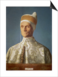 Leonardo Loredan (1436-1521) Doge of Venice from 1501-21, circa 1501 Posters by Giovanni Bellini