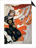 Operatic Costume Designs, 1911 Posters by Leon Bakst
