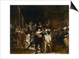 The Nightwatch Posters by  Rembrandt van Rijn