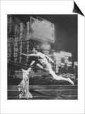 Photogram, Superimposition, 1930 Prints by El Lissitzky