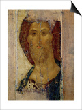 Redeemer, 1420 Art by  Rublev