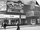 The Cotton Club in Harlem, New York City, c.1930 Prints