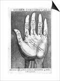 Examen Conscientiae, Illustration from 'Exercitia Spiritualia' by St. Ignatius De Loyola Posters by  Italian