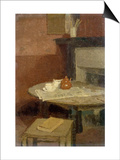 The Brown Tea Pot, 1915-16 Posters by Gwen John