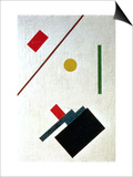 Suprematist Composition, 1915 Posters by Kasimir Malevich