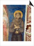 St. Francis Poster af Cimabue