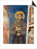 St. Francis Poster by  Cimabue