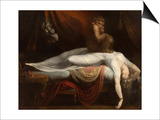 The Nightmare, 1781 Prints by Henry Fuseli