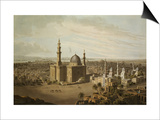 View of Grand Cairo Art by Henry Salt