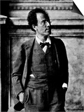 Portrait of Gustav Mahler Prints