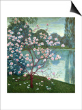 Magnolia Posters by Wilhelm List