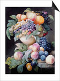 Fruits Prints by Pierre-Joseph Redouté