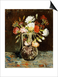 Bouquet of Flowers Posters by Vincent van Gogh