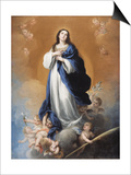 The Immaculate Conception Posters by Bartolome Esteban Murillo