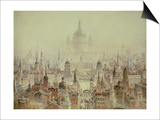 A Tribute to Sir Christopher Wren Prints by Charles Robert Cockerell