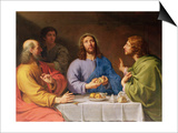 The Supper at Emmaus Posters by Philippe De Champaigne