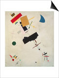 Suprematist Composition No.56, 1916 Prints by Kasimir Malevich