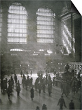 Grand Central Station, New York City, 1925 Posters