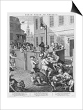 First Stage of Cruelty, 1751 Posters by William Hogarth