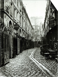 Passage du Dragon, Paris, 1858-78 Prints by Charles Marville