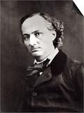 Charles Baudelaire Poster van  Nadar