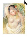 Reclining Nude Kunst af Georges Braque