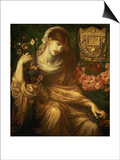 The Roman Widow, 1874 Prints by Dante Gabriel Rossetti