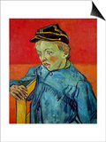 The Schoolboy, c.1889-90 Prints by Vincent van Gogh