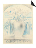 O Pot O Pot, 1884 Prints by Simeon Solomon