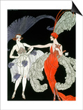 The Purchase Prints by Georges Barbier