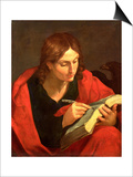 St. John the Evangelist Prints by Guido Reni