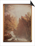 The Bard Prints by John Martin