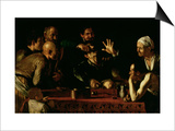 The Tooth Extraction Posters by  Caravaggio