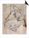 Study for the Last Judgement Posters by  Michelangelo Buonarroti