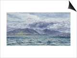 Isle of Arran, 7th August 1883 Prints by John Brett