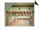 The Last Supper, 1442 Posters by  Fra Angelico
