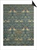 Dove and Rose Fabric Design, c.1879 Print by William Morris