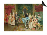The Reception Prints by Arturo Ricci