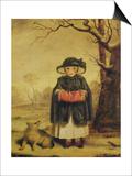 Lady Caroline Montagu, c.1776 Posters by Sir Joshua Reynolds