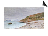 La Pointe De La Heve, 1864 Prints by Claude Monet