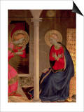 The Annunciation (Detail) Posters by  Fra Angelico
