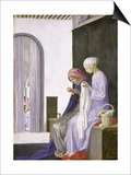 Mary in the House of Elizabeth, 1917 Posters by Robert Anning Bell