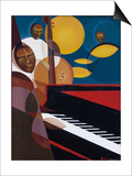 Cobalt Jazz, 2007 Posters by Kaaria Mucherera