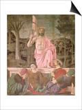 The Resurrection, circa 1463 Prints by  Piero della Francesca